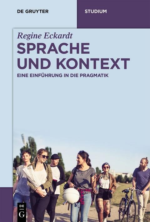 Eckardt, Regine: Sprache und Kontext