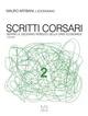 Scritti corsari 2 - Mauro Artibani