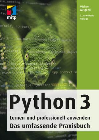 Python Von Kopf Bis Fu? Ebook