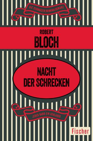 Nacht der Schrecken - Robert Bloch
