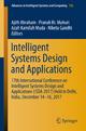 Intelligent Systems Design and Applications - Ajith Abraham; Pranab Kr. Muhuri; Azah Kamilah Muda; Niketa Gandhi