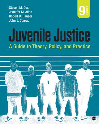 Juvenile Justice - Steven M. Cox; Jennifer M. Allen; Robert D. Hanser