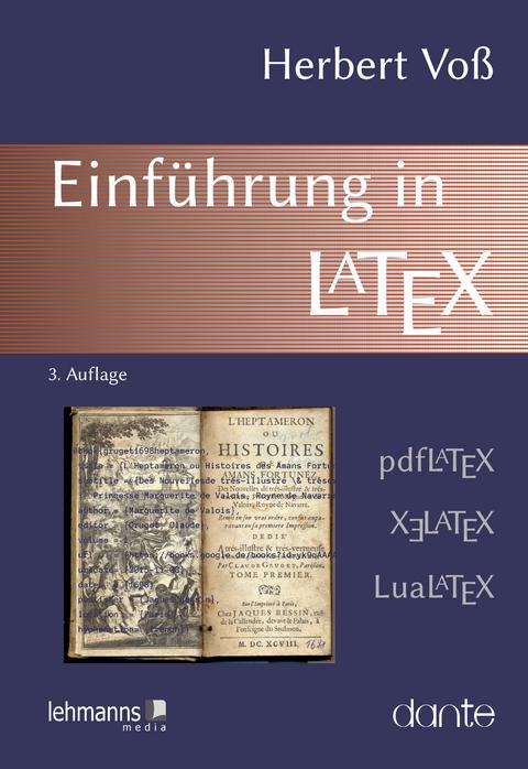 Ebook Einfuhrung In Latex Von Herbert Voss Isbn 978 3 86541 960 6