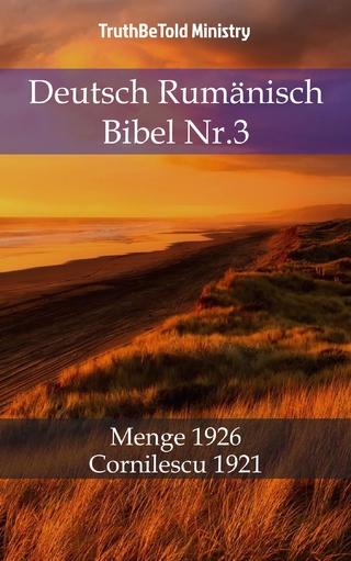 Deutsch Rumänisch Bibel Nr.3 - Truthbetold Ministry