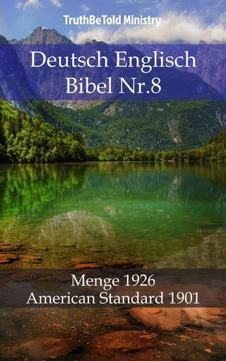 Deutsch Englisch Bibel Nr.8 - Truthbetold Ministry
