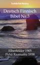 Deutsch Finnisch Bibel Nr.3 - TruthBeTold Ministry