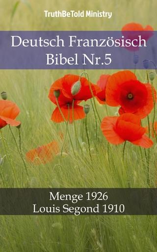 Deutsch Französisch Bibel Nr.5 - Truthbetold Ministry