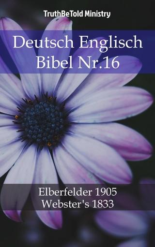 Deutsch Englisch Bibel Nr.16 - Truthbetold Ministry