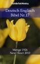 Deutsch Englisch Bibel Nr.17 - Truthbetold Ministry