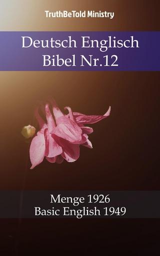 Deutsch Englisch Bibel Nr.12 - Truthbetold Ministry