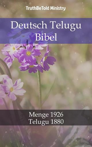 Deutsch Telugu Bibel - Truthbetold Ministry