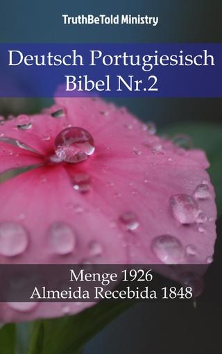 Deutsch Portugiesisch Bibel Nr.2 - Truthbetold Ministry