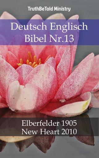 Deutsch Englisch Bibel Nr.13 - Truthbetold Ministry