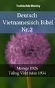 Deutsch Vietnamesisch Bibel Nr.2 - Truthbetold Ministry