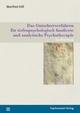 Das Gutachterverfahren für tiefenpsychologisch fundierte und analytische Psychotherapie