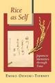 Rice as Self - Emiko Ohnuki-Tierney