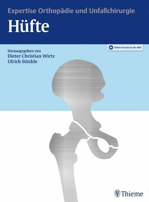 eBook: Hüfte von Dieter Christian Wirtz   ISBN 978-3-13-201071-0 ...