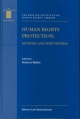 Human Rights Protection - Frances Butler