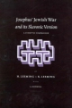 Josephus' Jewish War and its Slavonic Version - Henry Leeming; Kate Leeming