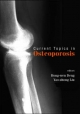 Current Topics in Osteoporosis