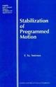 Stabilization of Programmed Motion - E. Ya Smirnov