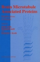 Brain Microtuble Associated Proteins - Jesus Avila; Roland Brandt; Kenneth S. Kosik