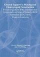 Ground Support in Mining and Underground Construction - Ernesto Villaescusa; Yves Potvin