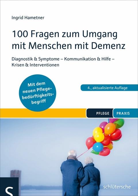eBook: 100 Fragen zum Umgang mit Menschen mit Demenz von