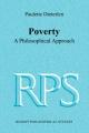Poverty - Paulette Dieterlen