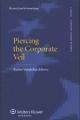 Piercing the Corporate Veil - Karen Vandekerckhove