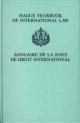 Hague Yearbook of International Law / Annuaire de La Haye de Droit International, Vol. 13 (2000) - A.-Ch. Kiss; Johan G. Lammers