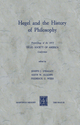 Hegel and the History of Philosophy - J.J. O'Malley; K.W. Algozin; F.G Weiss