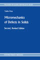Micromechanics of Defects in Solids - T. Mura