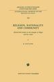 Religion, Rationality and Community - Robert Gascoigne