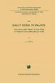 Early Deism in France - C. J. Betts