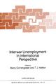 Interwar Unemployment in International Perspective Barry J. Eichengreen Editor