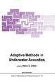 Adaptive Methods in Underwater Acoustics - H.G. Urban