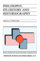 Philosophy, its History and Historiography - Alan J. Holland