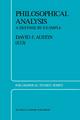 Philosophical Analysis - D.S. Austin