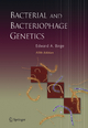 Bacterial and Bacteriophage Genetics
