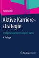 Aktive Karrierestrategie - Hans Bürkle