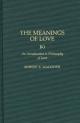 The Meanings of Love - Robert E. Wagoner