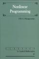 Classics in Applied Mathematics - Olvi L. Mangasarian; Robert O'Malley