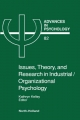 Issues, Theory, and Research in Industrial/Organizational Psychology - Louise Kelley; Kitty Kelley