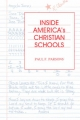 Inside America's Christian Schools - Paul F. Parsons