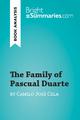 The Family of Pascual Duarte by Camilo José Cela (Book Analysis) - Bright Summaries