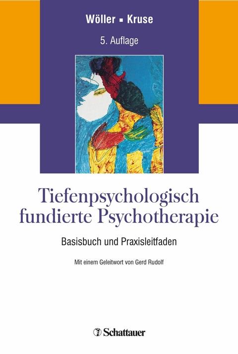 Studium & Wissen Wolfgang Wöller Tiefenpsychologisch Fundierte Psychotherapie Durch Wissenschaftlichen Prozess Sprache & Literatur