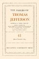 The Papers of Thomas Jefferson, Volume 41 - Thomas Jefferson; Barbara B. Oberg