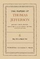 The Papers of Thomas Jefferson, Volume 6 - Julian P. Boyd; Thomas Jefferson