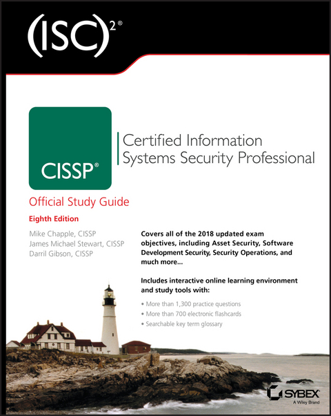 eBook: (ISC)² CISSP Certified Information Systems Security… von Mike ...